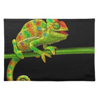 Chameleons Placemat