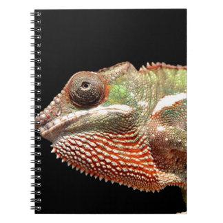 Chamelion Spiral Notebook