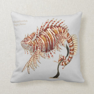Chamelionfish Fantasy Animal Cushion