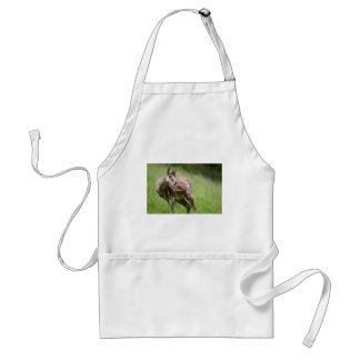 Chamois in the grass standard apron