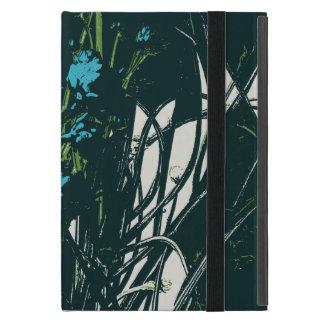 chamomile blue mood iPad mini case