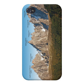 Chamonix - Aiguille de Chamonix iPhone 4/4S Cases
