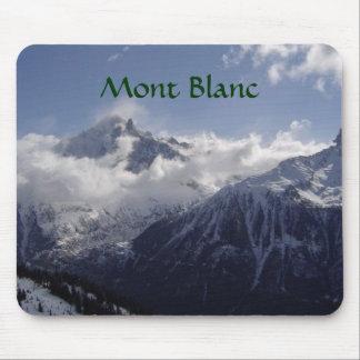 Chamonix-Mont-Blanc Mouse Pad