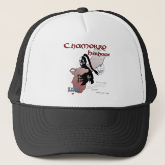Chamorro Spirit copy Trucker Hat