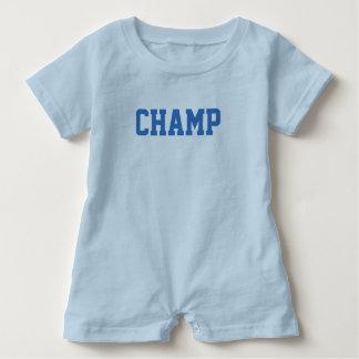 Champ Baby Bodysuit