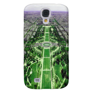 Champ-de-Mars from the Eiffel Tower Galaxy S4 Cover