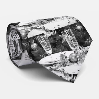 ***CHAMPAGNE CHRISTMAS & NEW YEAR*** TIE