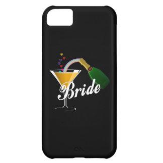 Champagne Toast Bride iPhone 5C Case