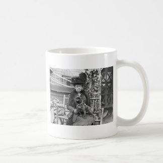 Champion French Bulldog, 1920s Mugs