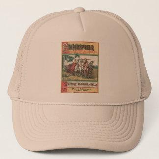 Champion Harvest Machine Trucker Hat