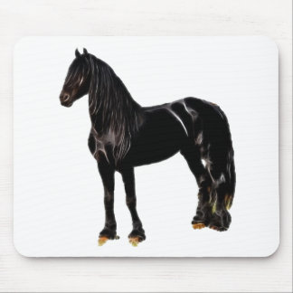 Champion horse mouse pads