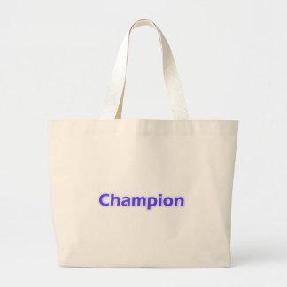 Champion Jumbo Tote Bag