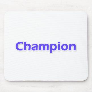 Champion Mouse Pad