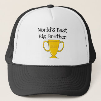 Champion World's Best Big Brother Trucker Hat