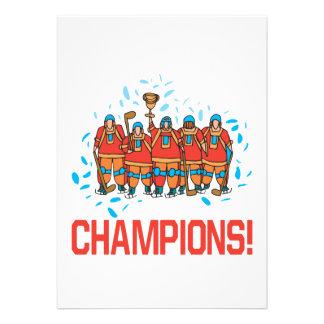 Champions Custom Invites