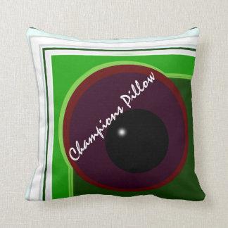Champions Pillow Throw Cushion