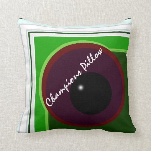Champions Pillow