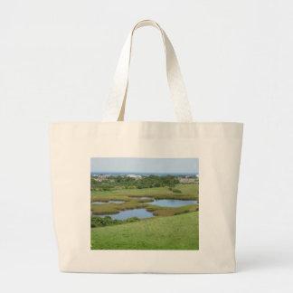 Champlin Road Meadow Block Island Bags