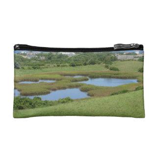 Champlin Road Meadow Block Island Cosmetic Bags