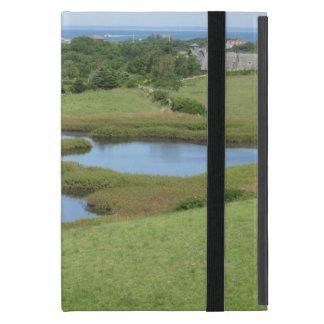 Champlin Road Meadow Block Island iPad Mini Covers