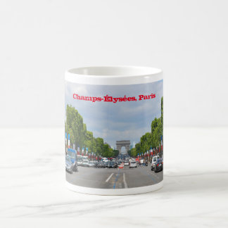 Champs-Élysées, Paris Coffee Mug