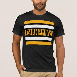 Champyinz Shirt for Pittsburgh, PA Teams - YINZ