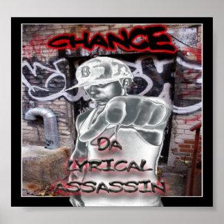 Chance Da' Lyrical Assassin Poster