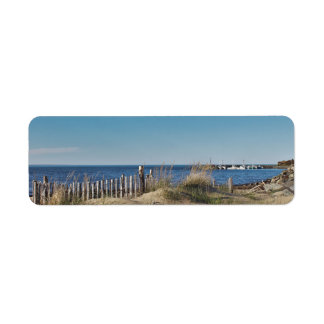 Chance Harbour Return Address Label
