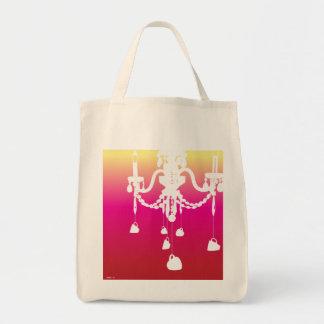 Chandelier bag (sun rose)