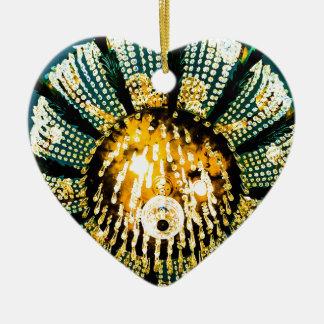 Chandelier_blue_and_green.JPG Ceramic Heart Decoration