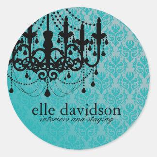 Chandelier Stickers