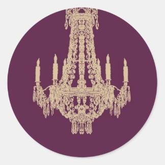 Chandelier Stickers - CUSTOM