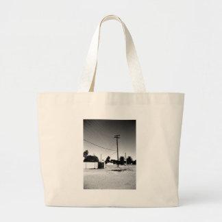 Chandler AZ Powerlines Jumbo Tote Bag
