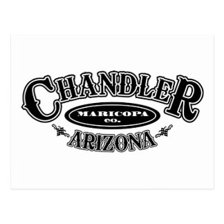 Chandler Corp Postcard