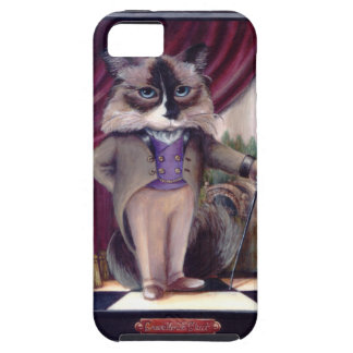 Chandler Le Chat iPhone 5 Cases