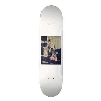 Chang 'E (Papyrus Version) 20 Cm Skateboard Deck
