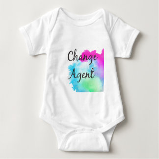 Change Agent Baby Bodysuit