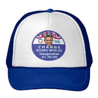 Change Begins Hat