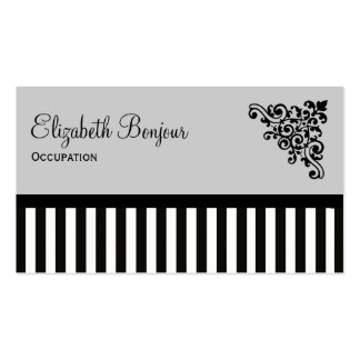 CHANGE COLOR French Boutique ~ Business Cards