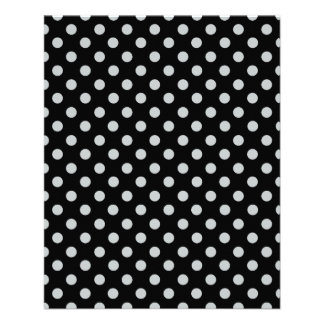 Change Grey Polka Dots Any Color Click Customize 11.5 Cm X 14 Cm Flyer