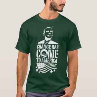 """Change Has Come"" Long Sleeve T-Shirt"