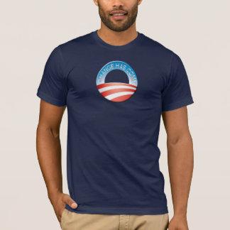 Change Has Come T-Shirt
