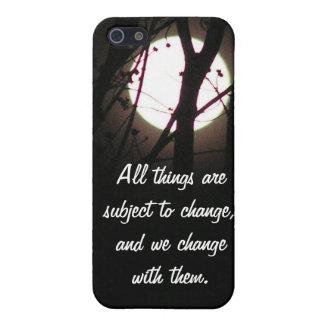 Change iPhone 5 Case