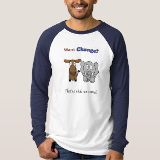 Change is a Whole New Animal T-Shirt