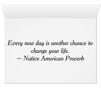 Change Like A Butterfly Card