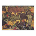 Change of Address - Schiele Yellow CIty, 1914 Postcards
