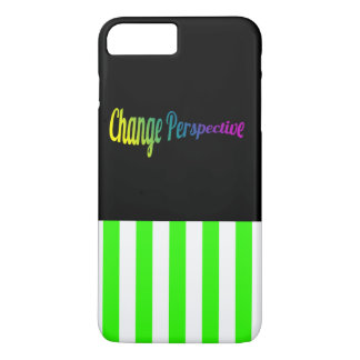 'Change Perspective' iPhone 7+ case