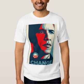change tees