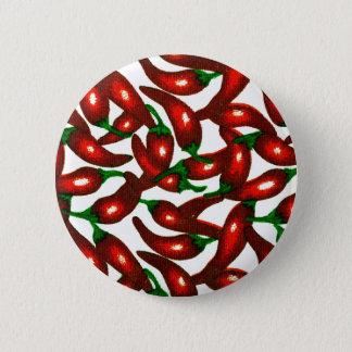Change the Color Chili 6 Cm Round Badge
