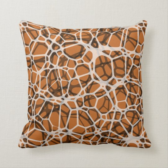 Change The Colour Multi-Layer Web Pattern Pillow 4